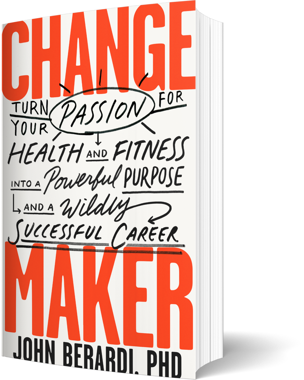 A Brief Review of Change Maker by John Berardi