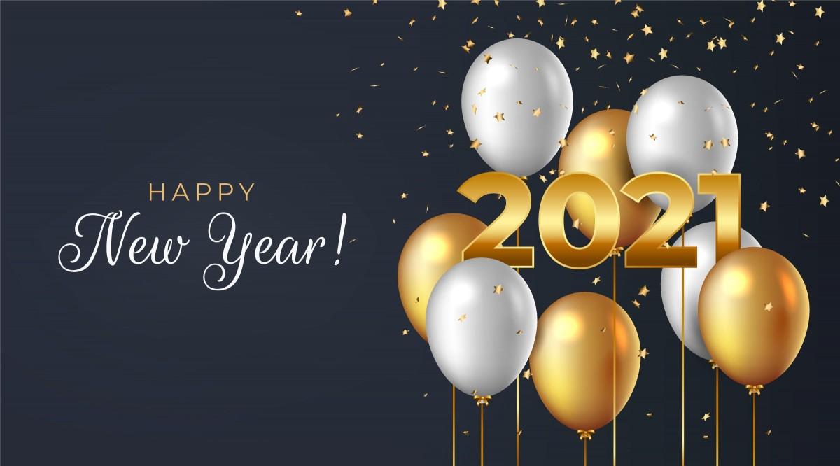 Happy New Year: 2021 Plans and 2020 Recap